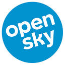 open sky project logo