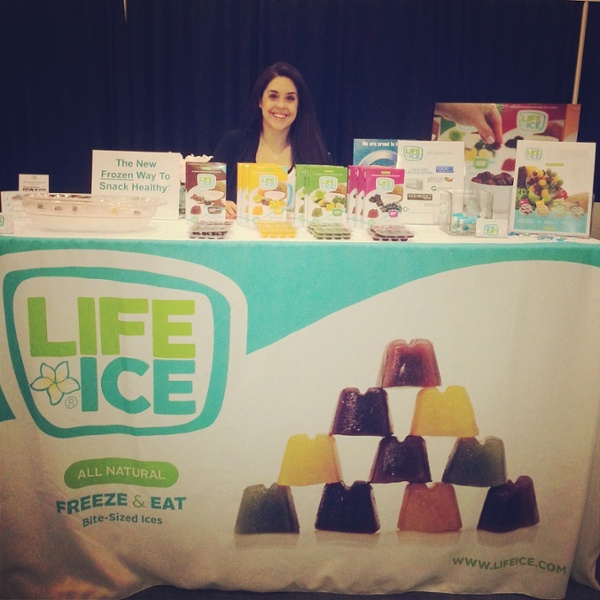 LifeIce's Trade Show Debut