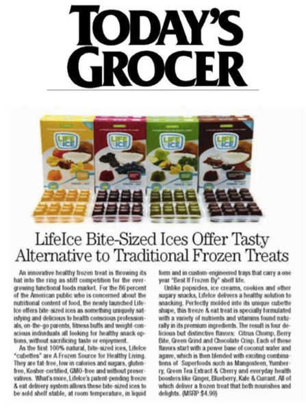 Today's Grocer - July 2013