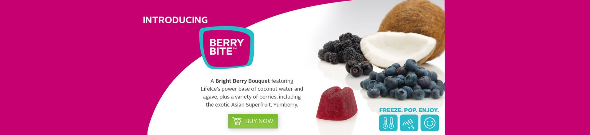 Home Banner Berry