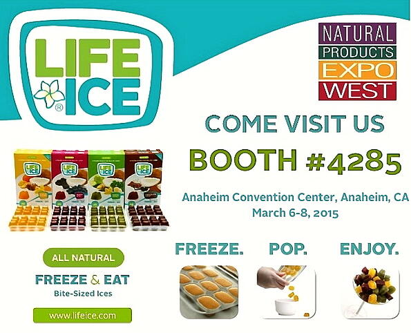LifeIce Expo West