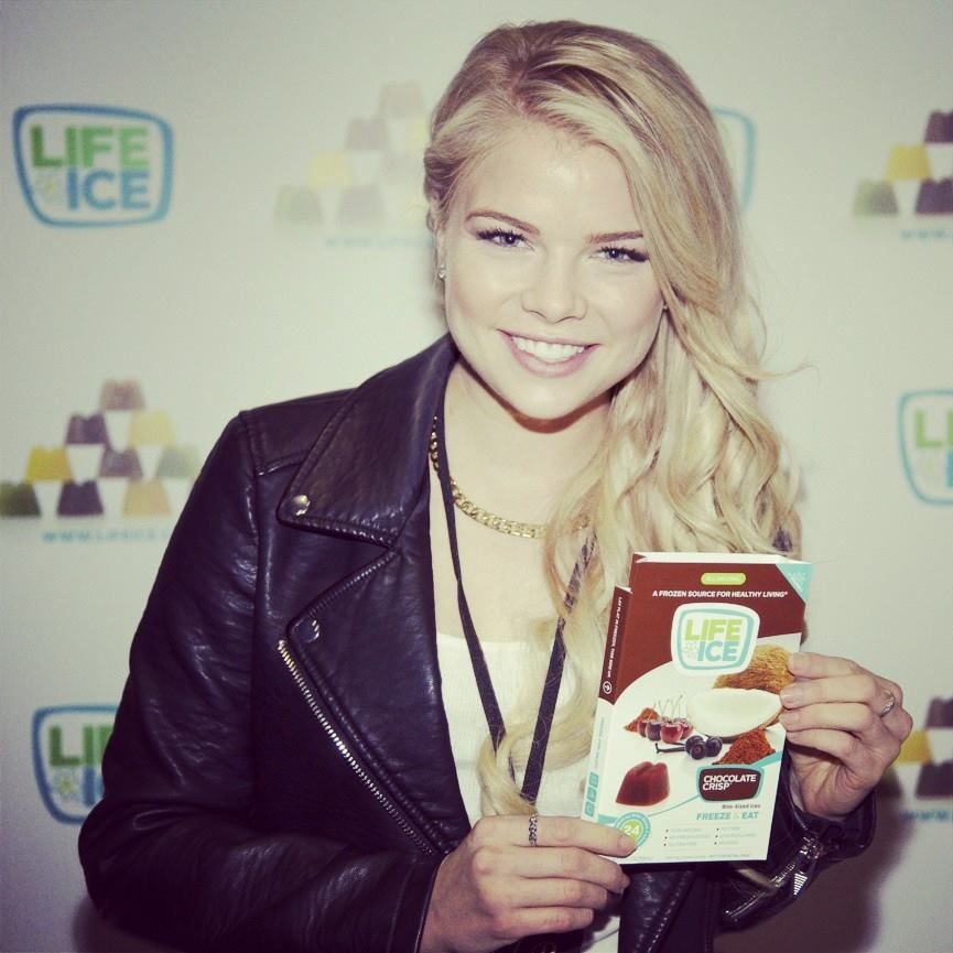 From the American Music Awards Gifting Suite