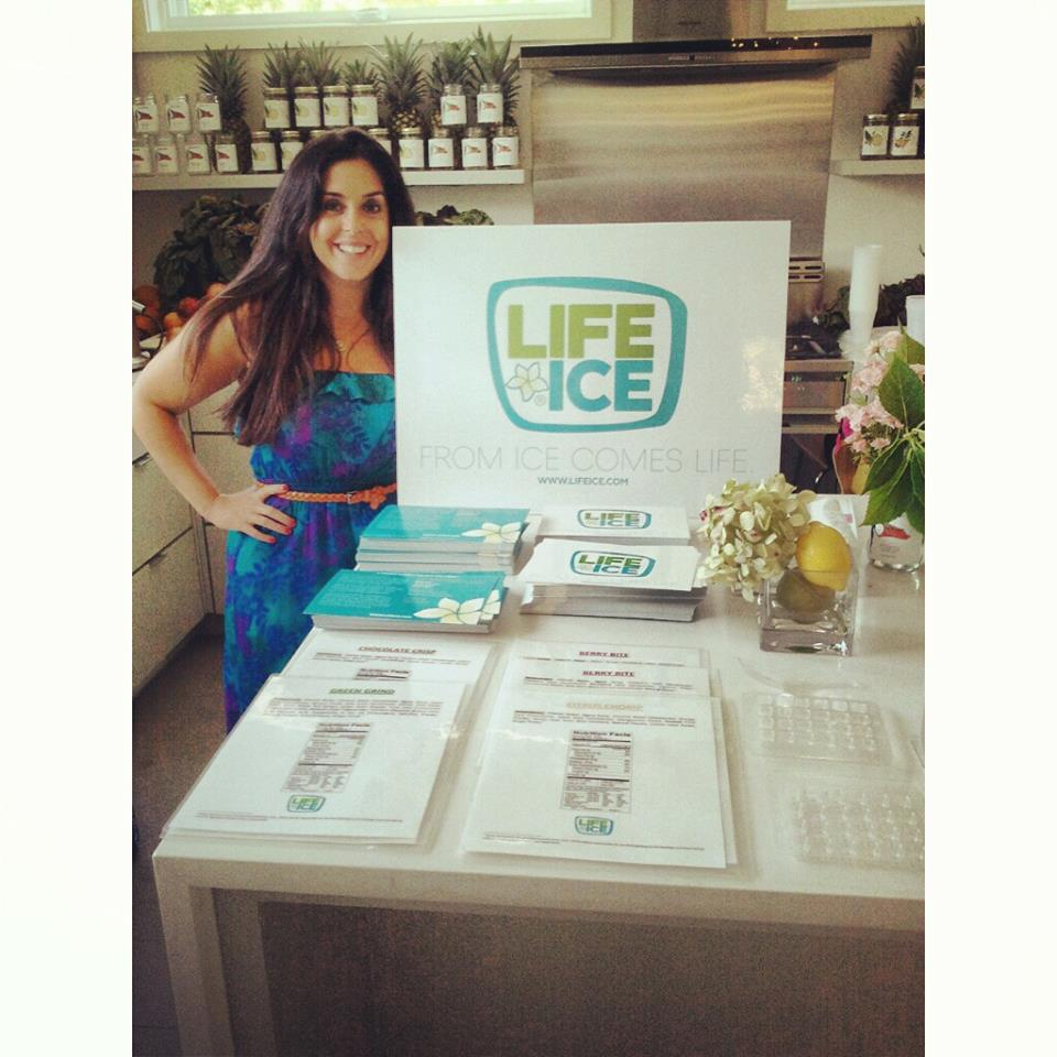 LifeIce Debut