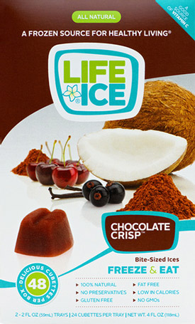 Chocolate Crisp | LifeIce