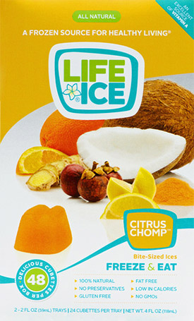 Citrus Chomp | LifeIce