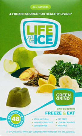 Green Grind \ LifeIce